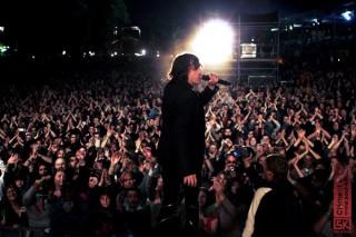 photos concert : Cali @ Festival de la Cassine 2011