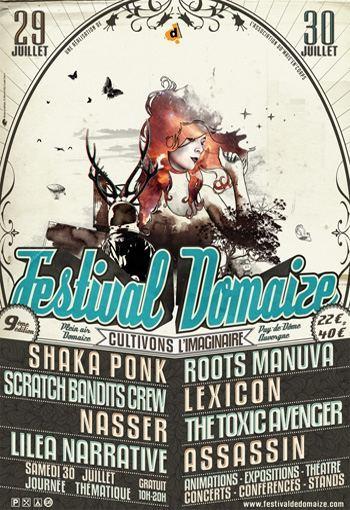 Festival de Domaize 2011