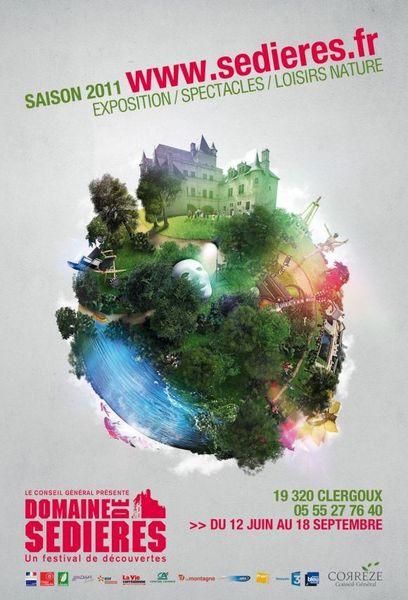festival de Sédières 2011