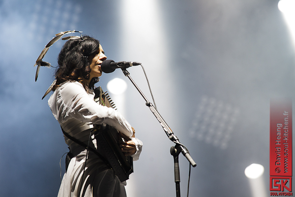 photos : Musilac 2011 – PJ Harvey