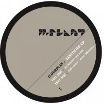 Robert Hood - Sanctified EP