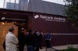 Salle : L'Epicerie Moderne