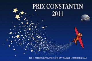 Affiche Prix Constantin 2011
