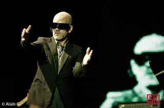 R.E.M. @ Rock En Seine 2008