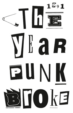 sortie dvd : Sonic Youth 1991: The Year Punk Broke