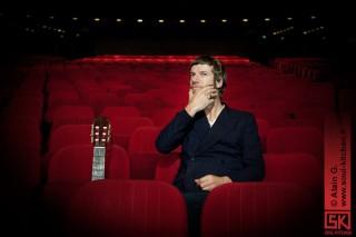 portrait : Bertrand Belin (nominé pour le Prix Constantin 2011)