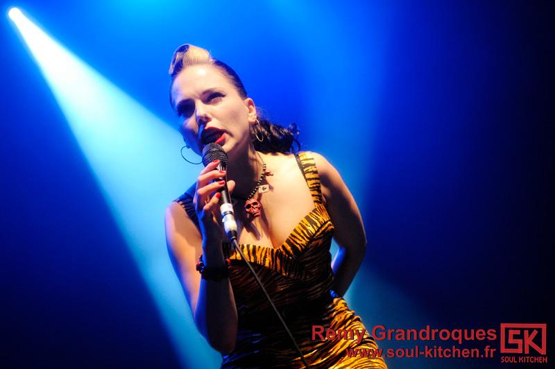 Photos : Imelda May @ La Cigale