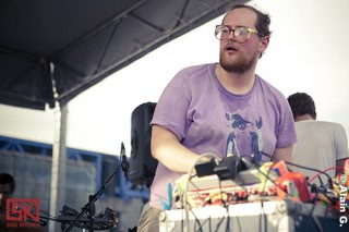 Dan Deacon @ Villette Sonique 2009