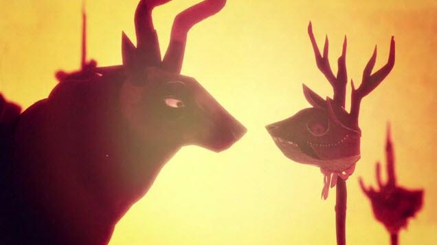 clip : Fleet Foxes - The Shrine / An Argument