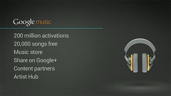 Google Music, c'est ouvert aux US