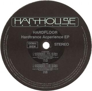 Hardfloor : Hardtrance Acperience