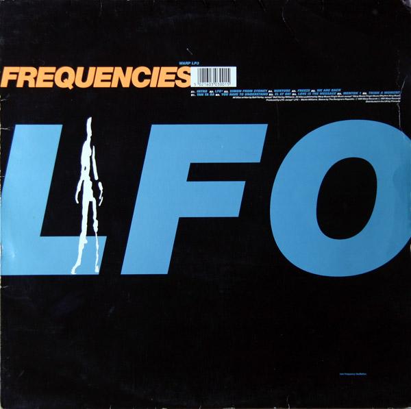 LFO - Frequencies