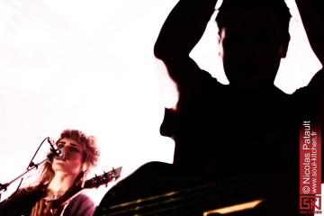 Photos concert : The Dø @ L'Etage, Rennes   18 novembre 2011