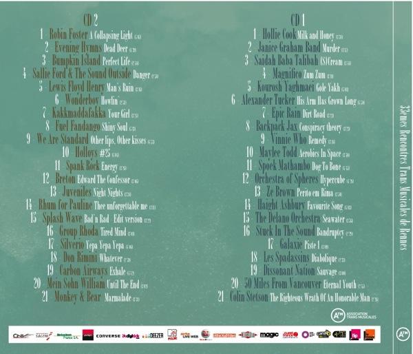 Compilation des Trans Musicales 2011
