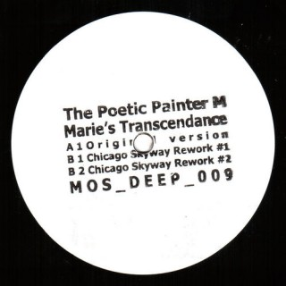 The Poetic Painter M - Marie's Transcendance
