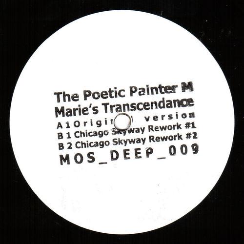 The Poetic Painter M - Marie's Transcendance