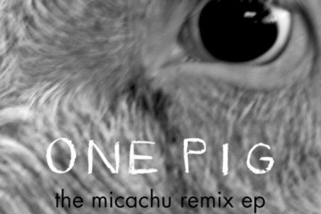 Matthew Herbert : 0ne Pig The Micachu Remix E.P.