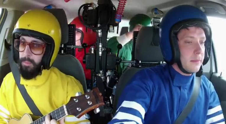clip : OK Go - Needing/Getting