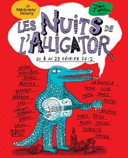 Les Nuits de l'Alligator 2012