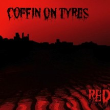 Coffin On Tyres - Red