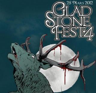 Coffin On Tyres au Glad Stone Fest @ Le Klub