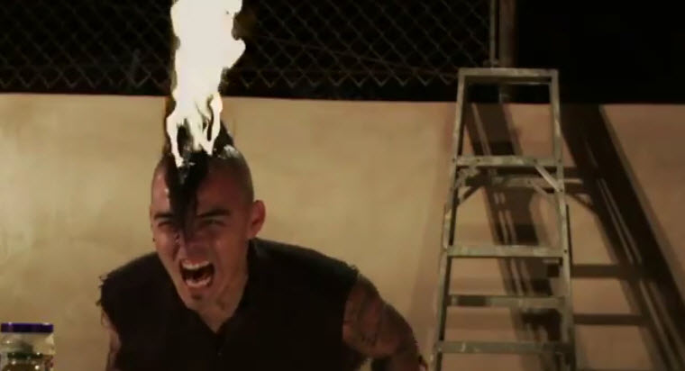 clip : David Lynch - Crazy clown time