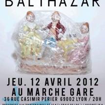 Balthazar au Marché Gare