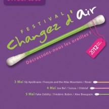 Programmation Festival Changez d'air 2012