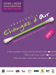 Festival Changez d'air 2012