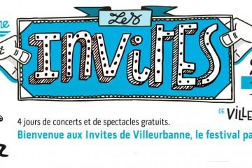 Les Invites de Villeurbanne 2012