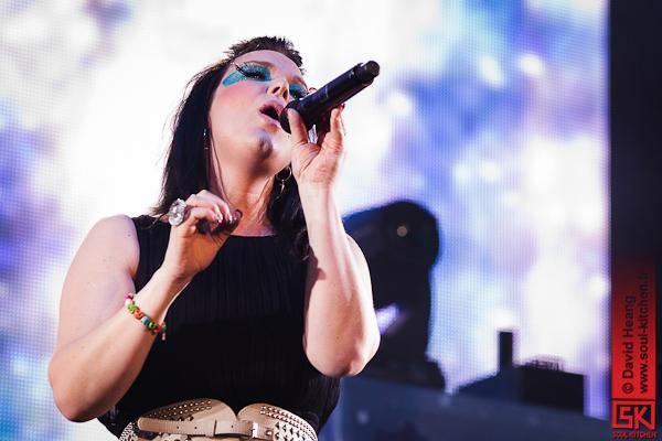 photos : Nightwish à la Halle Tony Garnier, Lyon - 20.04.2012