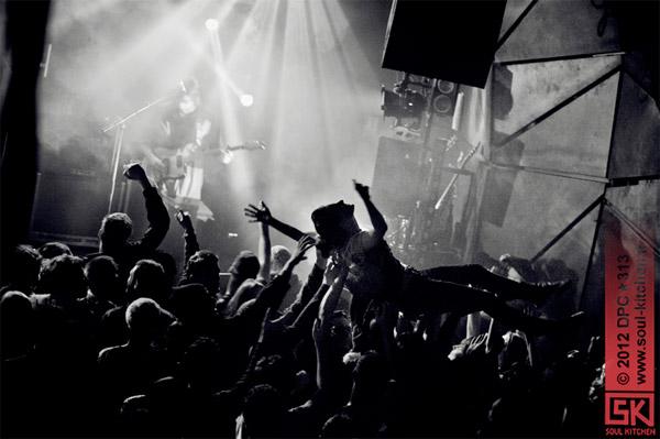 photos : The Black Box Revelation @ le Nouveau Casino, Paris   12 avril 2012