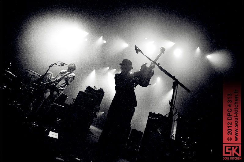 photos concert : The Dandy Warhols @ l'Olympia, Paris | 29 avril 2012