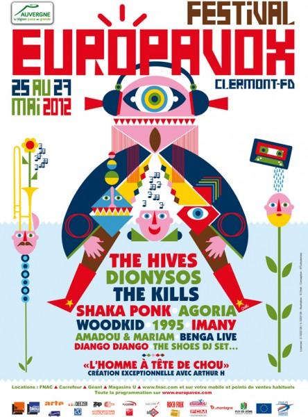 Europavox 2012