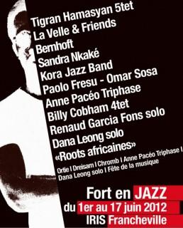 Fort en Jazz 2012