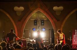 photos concert : Mudhoney @ Les Trinitaires, Metz - 25 mai 2012