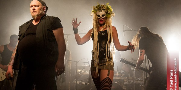 Photos concert : Treponem Pal @ Totem, Nancy | 18 mai 2012