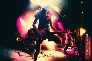 Photos concert : Opium du Peuple @ Zest'ival, Le Lion d'Angers | 22 juin 2012