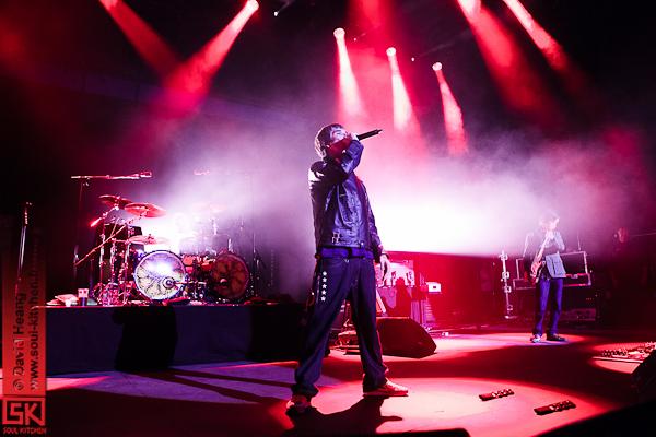 Photos concert : The Stone Roses @ Nuits de Fourvière 2012, Lyon | 25 juin 2012