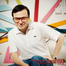 Portrait : Bertrand Burgala