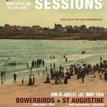 2 places à gagner pour Bowerbirds / Saint Augustine