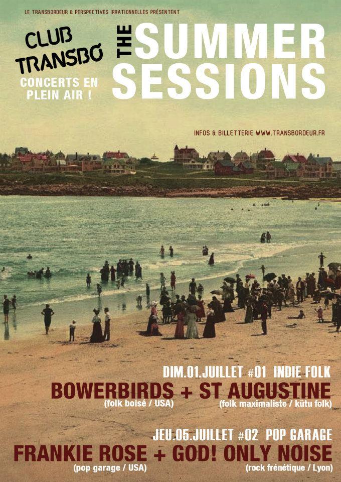 Bowerbirds - Saint Augustine