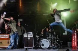 Photos concert : Plein Air de Rock, Jarny   09 juin 2012 - No One Is Innocent