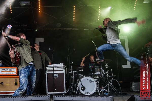 Photos concert : Plein Air de Rock, Jarny | 09 juin 2012 - No One Is Innocent
