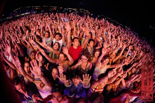 Photos concert : Les Déferlantes, Argelès-sur-Mer | 07-10 juillet 2012