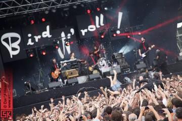 Photos concert : Dionysos @ Musilac 2012, Aix-les-Bains | 13 juillet 2012