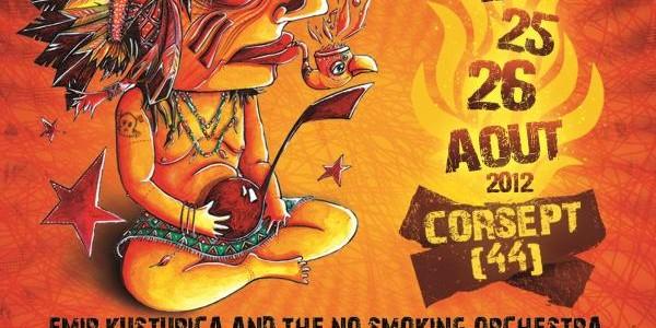 5 forfaits 3 jours pour deux à gagner pour le festival Couvre Feu 2012