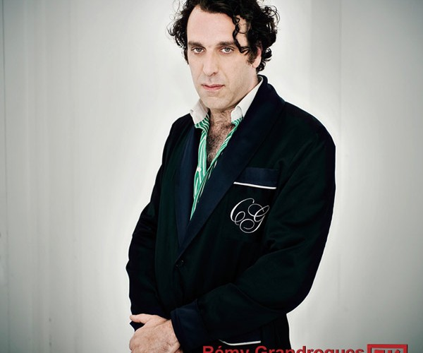 Portrait : Chilly Gonzales
