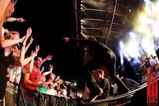 Photos concert : Dionysos @ nuits de Fourvière 2012, Lyon | 28 juillet 2012