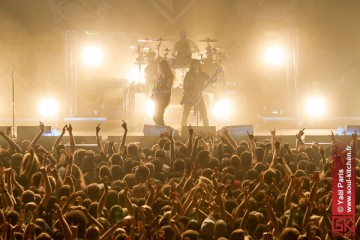 Machine Head @ Sonisphere, Amneville | 07 juillet 2012